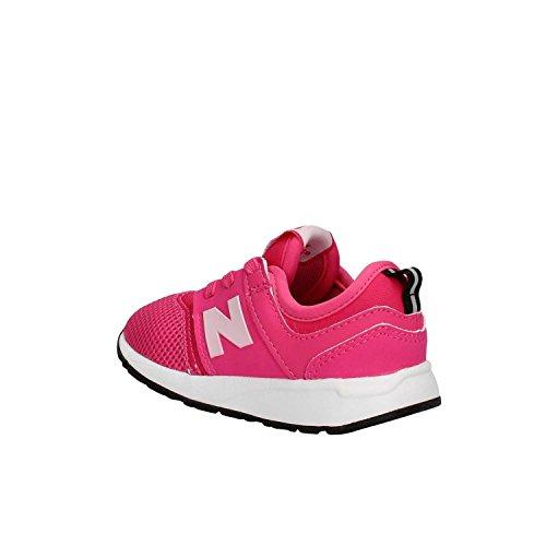 New Balance , Mädchen Sneaker rosa Rosa Pink