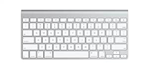 Apple MC184 Wireless Keyboard Tastiera