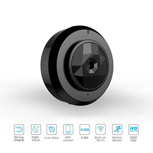 Wireless WiFi Mini WLAN überwachung Kamera Kinderm dchen-Kamera mit Bewegungserkennung für ()