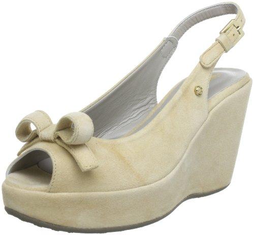 Samsonite BAHIA SFW101978, Damen Sandalen, Beige (BEIGE), EU 39 (Samsonite Schuhe)