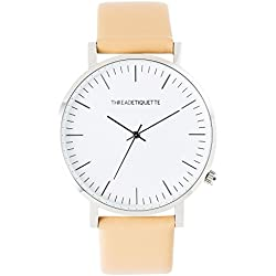 Thread Etiquette Classic Wristwatch Caramel 225