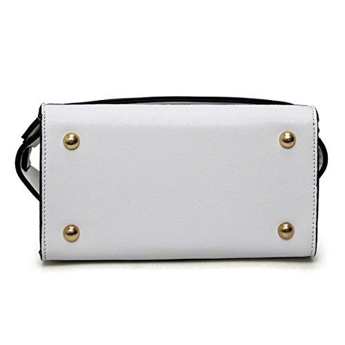 KYFW Damen-Handtaschen-Schulter-Beutel-Art- Und Weisekleiner Quadratischer Beutel-einfacher Wilder Beutel B