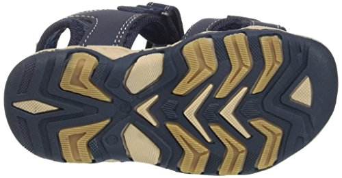 Lumberjack Levi, chaussures à bouts ouverts garçon Blu (Navy Blue)