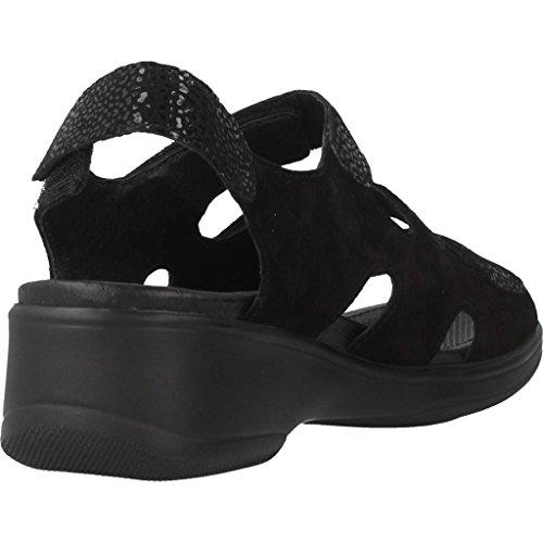 Sandali e infradito per le donne, colore Nero , marca STONEFLY, modello Sandali E Infradito Per Le Donne STONEFLY C4402 Nero Nero