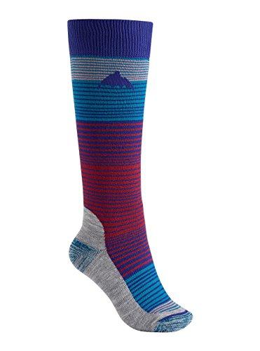 Burton Damen Scout Snowboard Socken, Sodalite, M/L (Burton Scout)