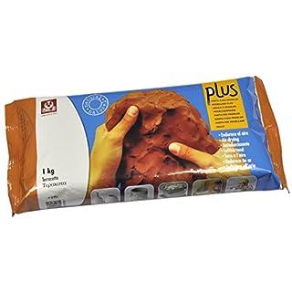 Sio2 Plus 1Kg Self Hardening Clay - Terracotta