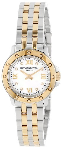 Raymond Weil 5799-STP-00995 - Reloj de pulsera mujer