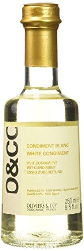 Oliviers & Co. Condiment Blanc 250 ml