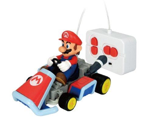 Radio Control Car Mario Kart 7 Mario (Japan Import / Das Paket und das Handbuch werden in Japanisch)