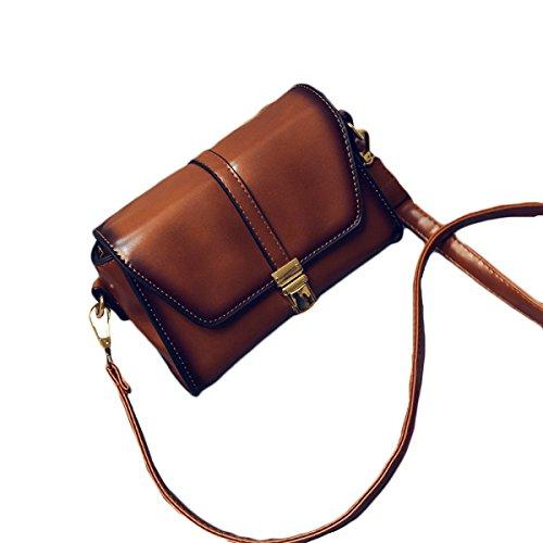 KYFW Womens Art- Und Weisehandtaschen-Steigung ColorTote Handtaschen-Schulter-Beutel B