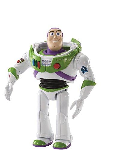 Toy Story   Buzz Lightyear parlanchín, 15 cm (Mattel DRW62)