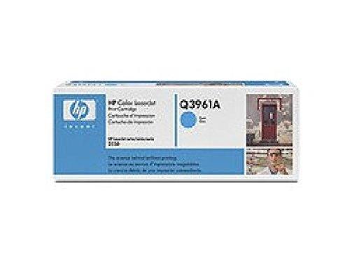 Preisvergleich Produktbild Q3961A HP Toner Cartridge 122A Cyan HP 122A original Laserjet Tonerkassette 4000 Seiten