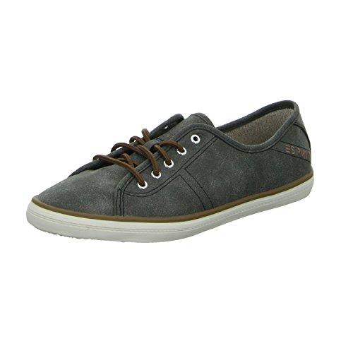 Lace 030°grey Damen ESPRIT Riata Sneakers Up HwzSY1q