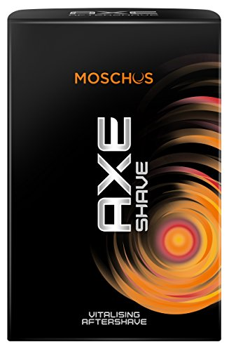 Axe Aftershave Moschus, 1er Pack (1 x 100 ml)