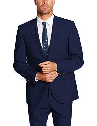 Baumler Slim Fit, Completo Uomo Blu (Royal Blue)