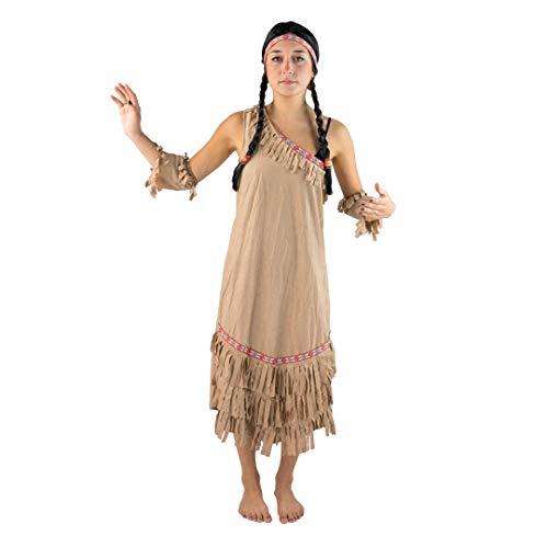 (Bodysocks® Female Indian Kostüm (Small))