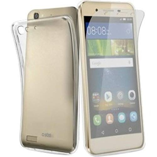 SBS TEAEROHUGR3T Schutzhülle für Handy 12,7 cm (5 Zoll) transparent - Handyhüllen (Case, Huawei, Huawei GR3, 12,7 cm (5 Zoll) transparent) Aero Screen
