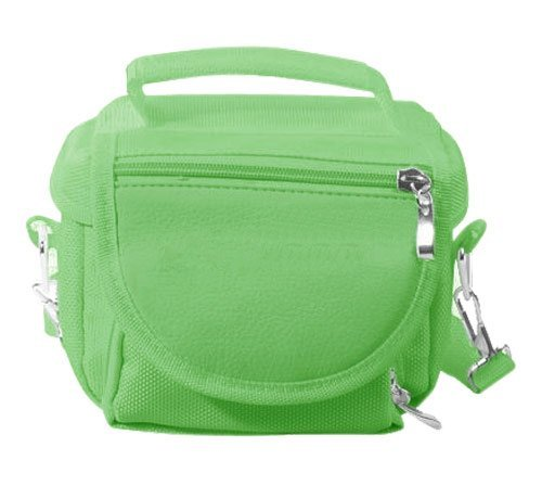 Emartbuy® Grün Nintendo Ds Lite / DSi / DSi XL/ 3DS /3DS XL Travel Bag Carry - Dsi Xl Lite