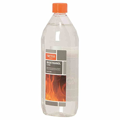 SIENA HOME 156951 Bioethanol 1,0 L