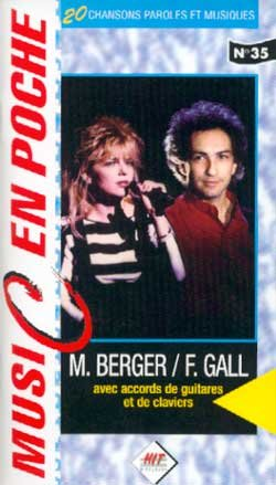 Berger / Gall : Music en poche, N 35 : Hit Diffusion