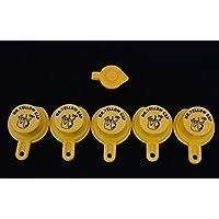 Mr. Yellow Cap Gas puede tapa que se ajuste a su Blitz Vintage Caño 5