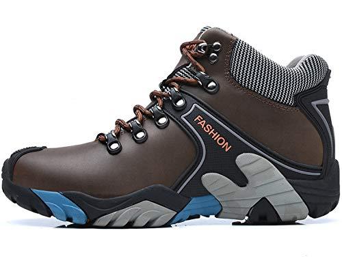 SINOES Outdoor Schuhe Unisex Trekking Wanderhalbschuhe Wasserabweisende Rutschfeste Turnschuhe