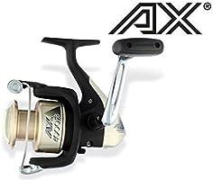 Shimano AX 4000FB ön Spin Reel Drag–Dyna Balance Graphity çerçeve