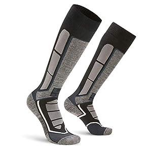 Oxyburn Herren Ski Pro Merino Touch Hd Socken