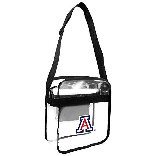 ncaa-arizona-wildcats-clear-carryall-crossbody-bag-by-littlearth