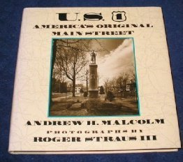 U.S. 1 America's Original Main Street by Andrew H. Malcolm (1991-09-01)