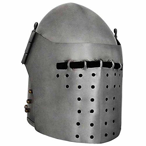 Grand Bascinet / Größe L / Mittelalter Helm / Get Dressed for Battle -