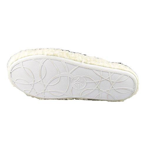 Unbekannt, Pantofole donna Viola (lilla)