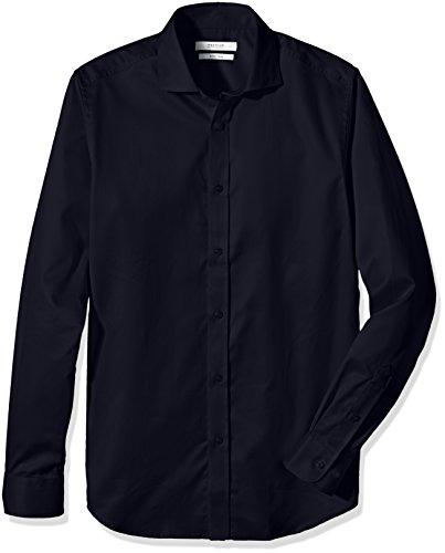 JACK & JONES PREMIUM Camicia Uomo Blu (Dark Nave)
