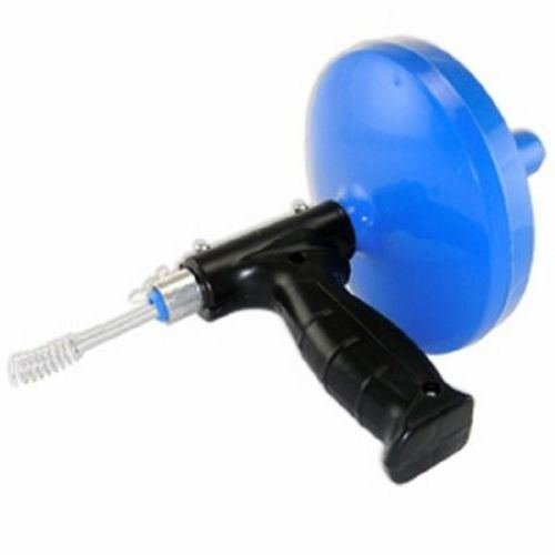 hot-new-25ft-1-4-drain-snake-cleaner-clog-sink-cleaning-plumbing-plumber-pro-opener-by-aj-rr