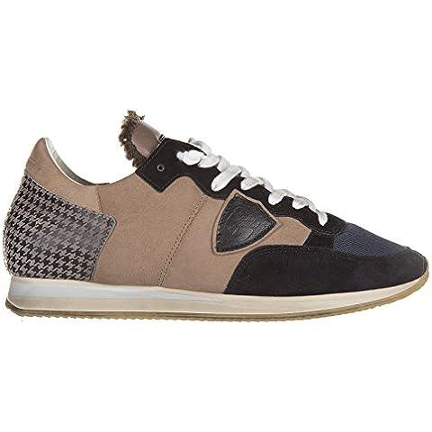 Philippe Model zapatos zapatillas de deporte hombres en ante nuevo low top trope
