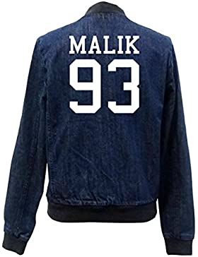Malik 93 Bomber Chaqueta Girls Jeans Certified Freak