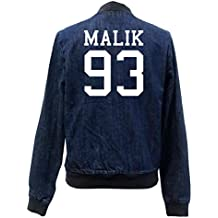 Malik 93 Bomber Giacca Girls Jeans Certified Freak