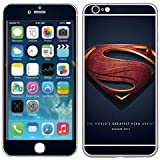 #10: SuperMan Design Skin Sticker for IPhone 6(4.7)/6S(4.7)/7(4.7)
