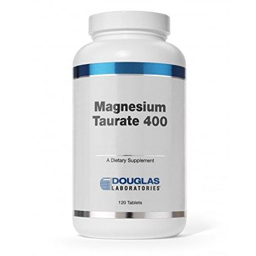 Magnesium Taurate 400, 120 Tablets - Douglas Laboratories