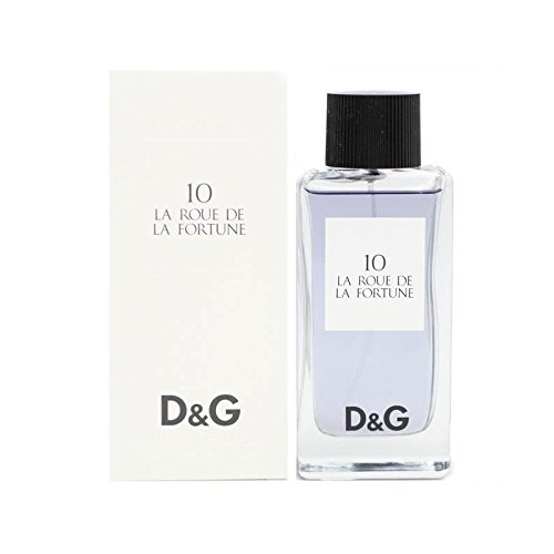D&G Anthology 10 La Roue de la Fortune Eau De Toilette Spray - 100ml/3.3oz
