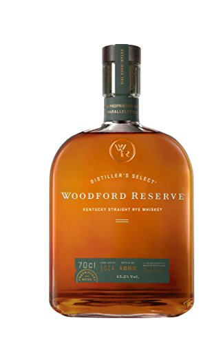 Woodford Reserve Kentucky Straight Rye Whiskey - 45.2% Vol. - Bourbon (1 x 0.7 l)