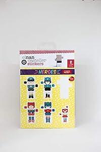 El Nan Casteller - Stickers Heroes (V37)