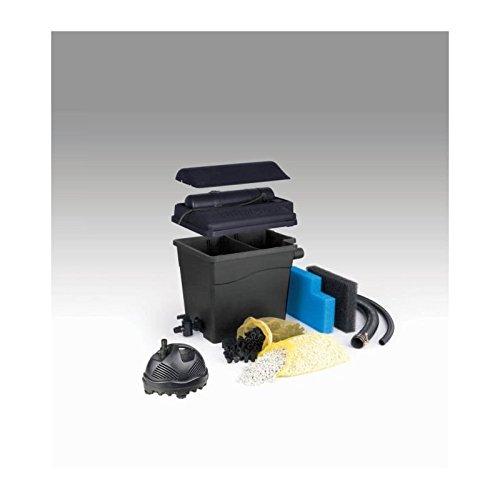 Ubbink Filtre de Berge filtraclear 2500 Plus Set avec Pompe elimax 500