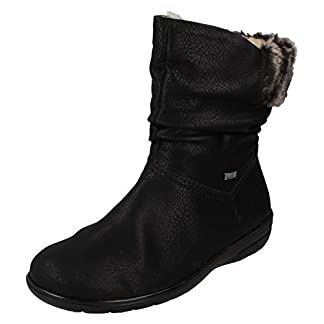 Rieker Proof Womens Warm Lined Boots 14