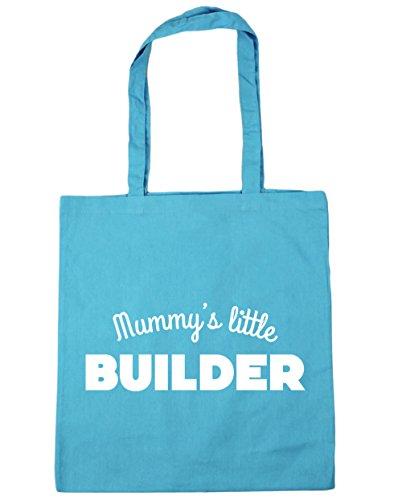hippowarehouse Mummy 's Little Builder Tote Shopping Gym Beach Bag 42cm 3838, 10Liter,...