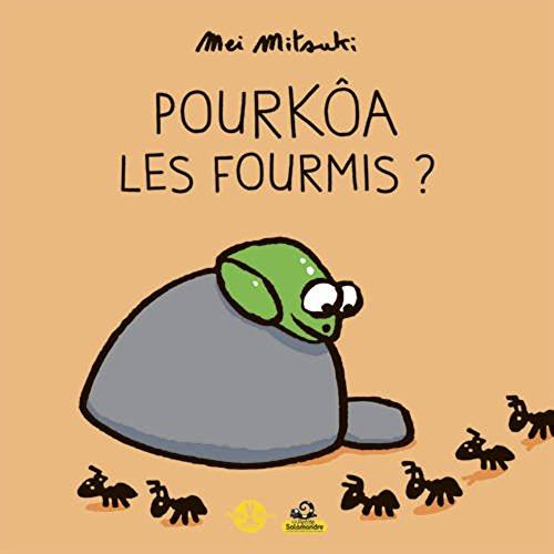 """<a href=""""/node/148233"""">Pourkoâ les fourmis ?</a>"""