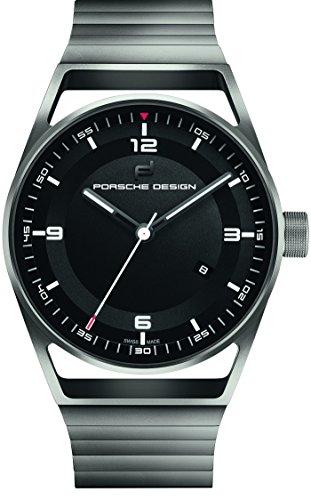 Porsche Design 1919 Datetimer Herr uhren 6020.3.01.001.01.2