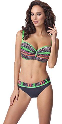 Antie Damen Bikini Set 71H31 2017 Muster (1708)