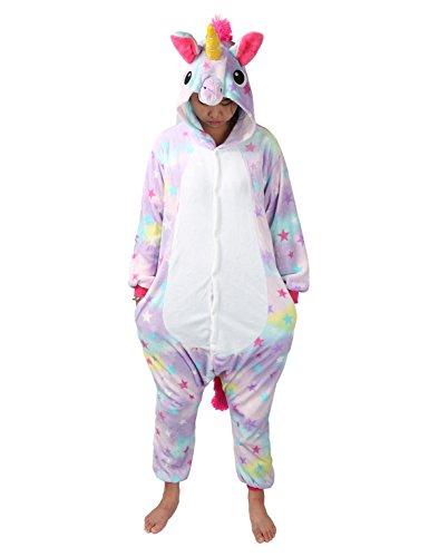 Tier Karton Kostüm Karneval Pyjama Tierkostüme Jumpsuit Erwachsene -