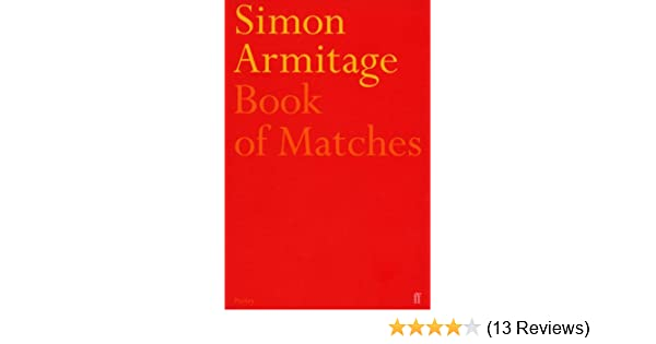 Book of matches ebook simon armitage amazon kindle store fandeluxe Image collections